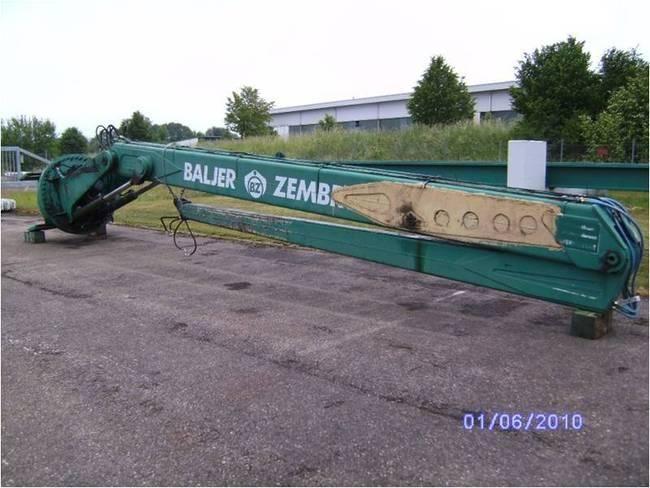 Żuraw Baljer & Zembrod OBX II rok produkcji 2000