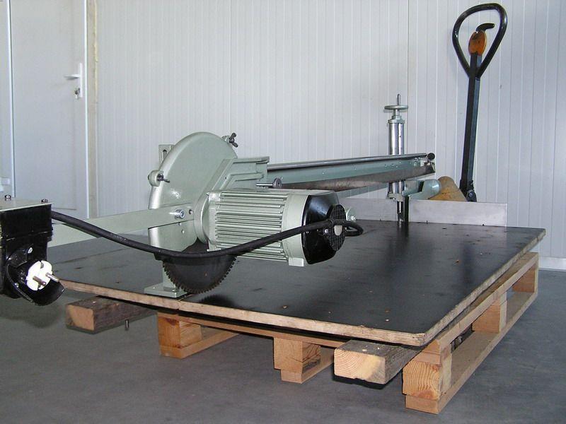 Pilarka Graule ZS-85 długość cięcia 1200mm  OKAZJA