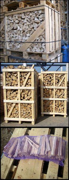 Drewno kominkowe, suche. Rozpałka. Hurt