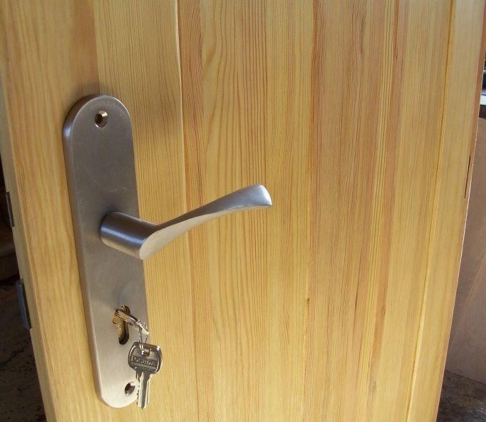Producent drzwi z drewna