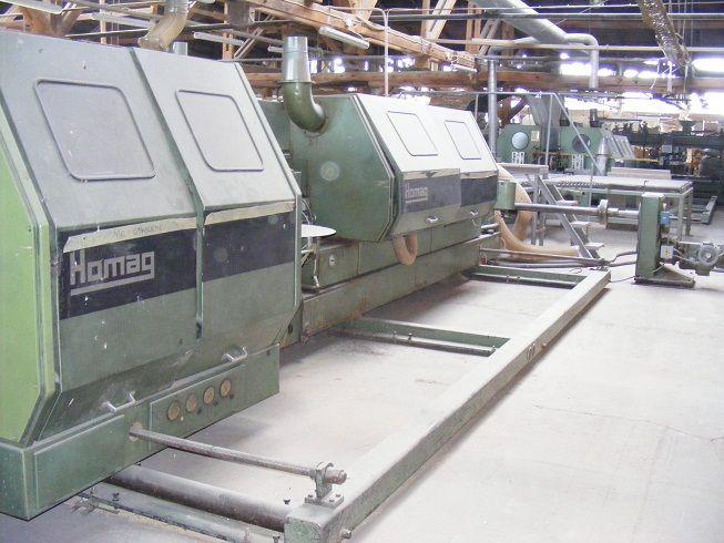 Linia produkcyjna Homag