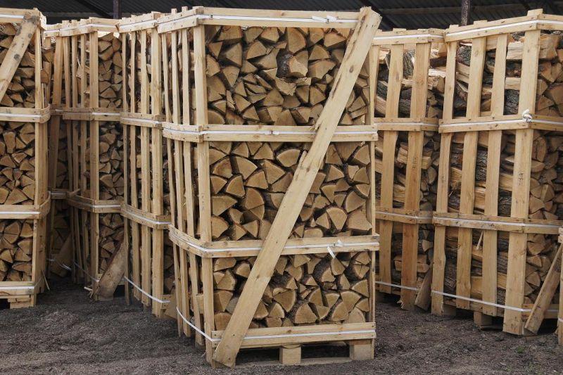 Drewno opałowe buk, grab, dąb