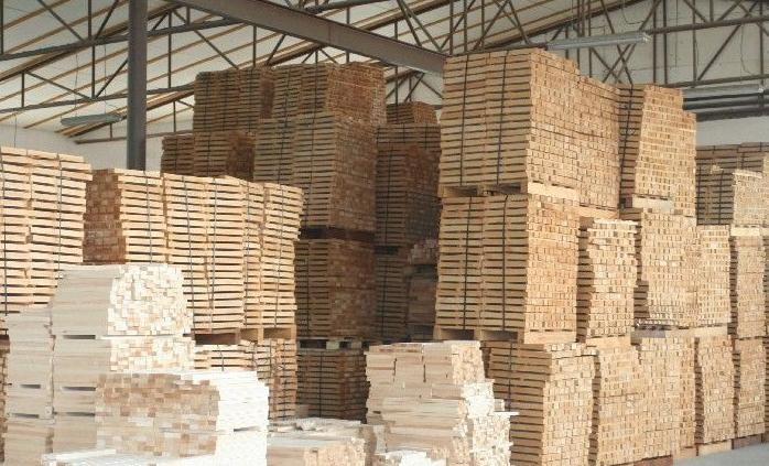 Sezon 2013 - produkcja bukowych fryzów, graniaków