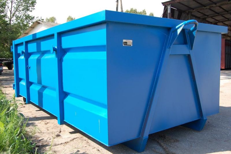 kontener kontenery hakowe