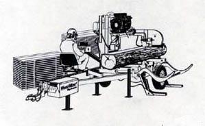Serwis maszyn firmy Wood Mizer