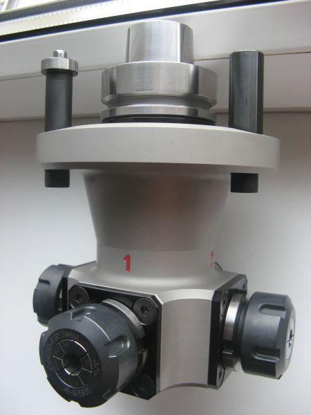Agregat CNC -tanio