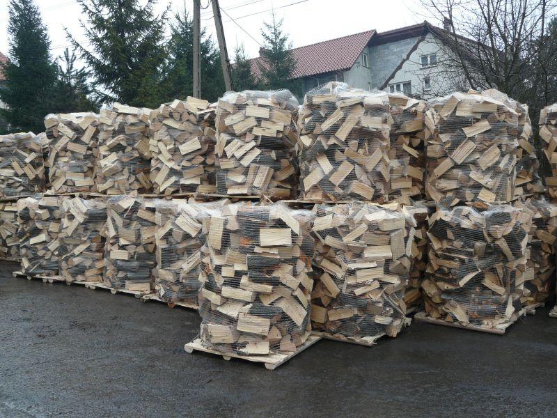 Drewno Opałowe Kominkowe Bukowe