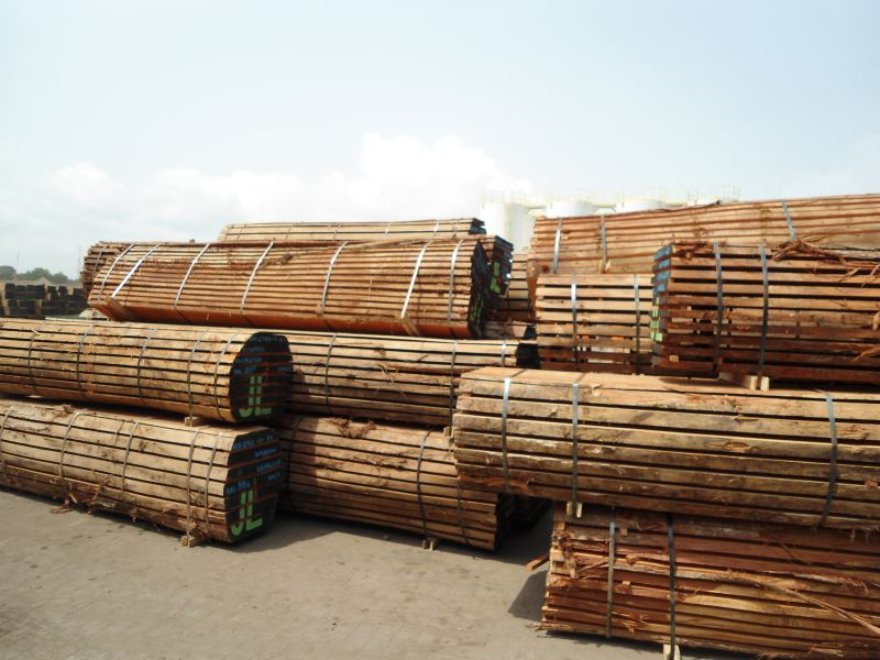 Sprzedam/nawiążę  współpracę drewno egzotyczne