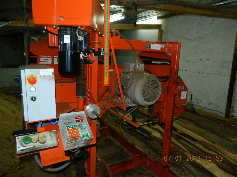 Wood-Mizer lt 15