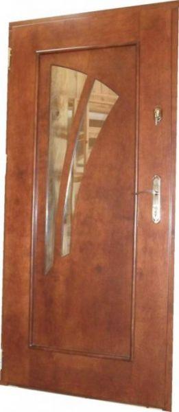 Drzwi exclusive grube, ciepłe, limited edition