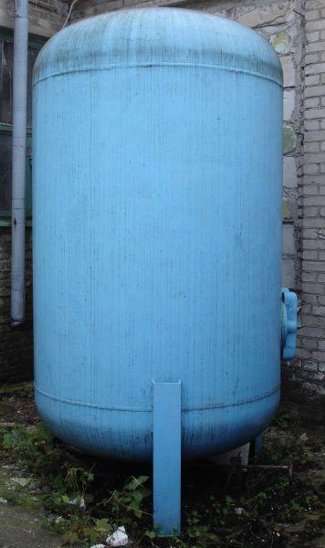Zbiornik powietrza 4 m3 10 atm. Chemostal SKIERNIEWICE