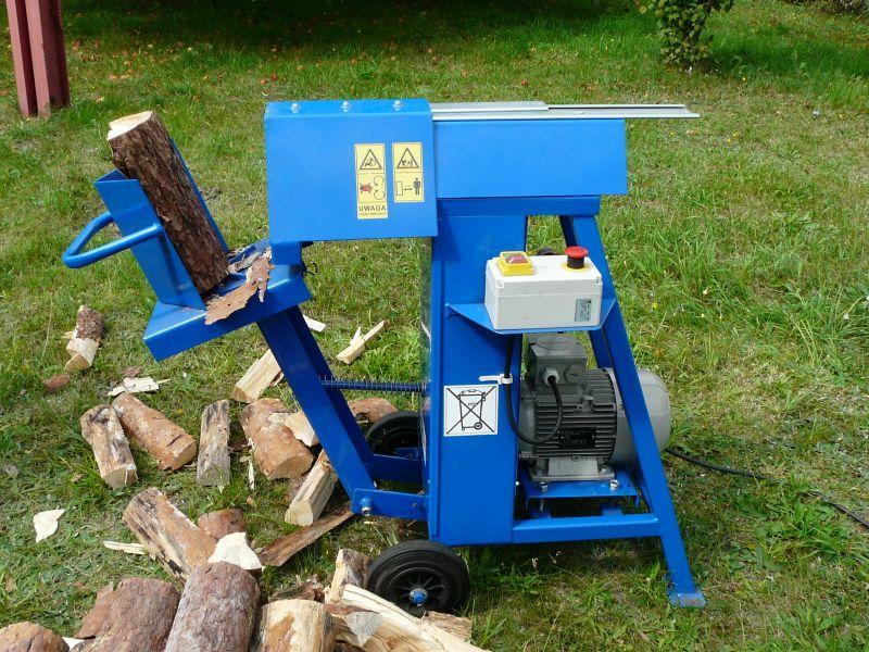 Łuparka do drewna opałowego ŁT-3