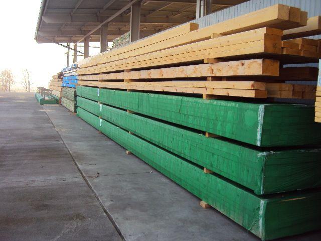 Drewno konstrukcyjne/profilowane - współpraca