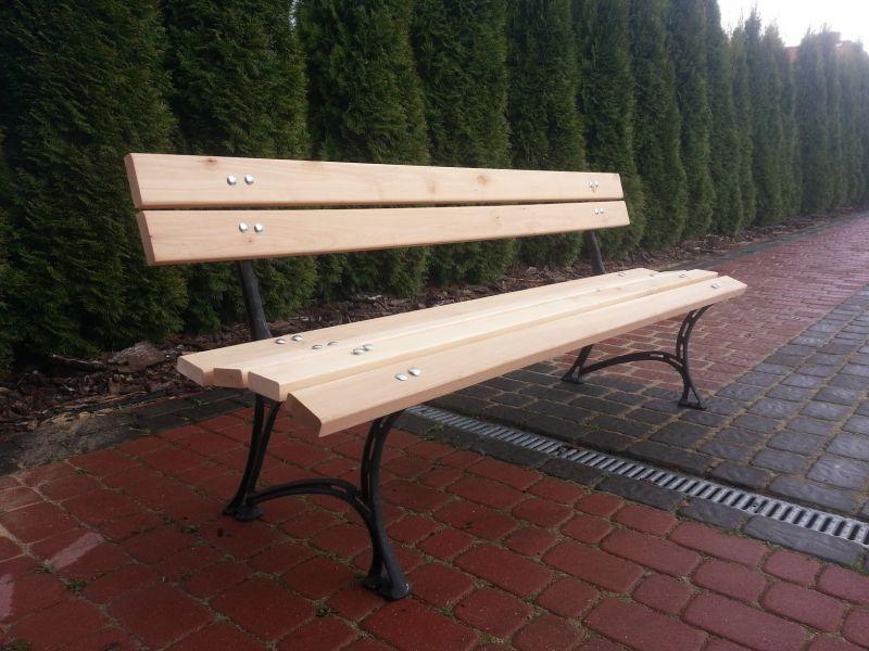 Meble Ogrodowe Aluminium I Drewno : Meble ogrodowe olcha żeliwo  aluminium Ogłoszenia branży drzewnej