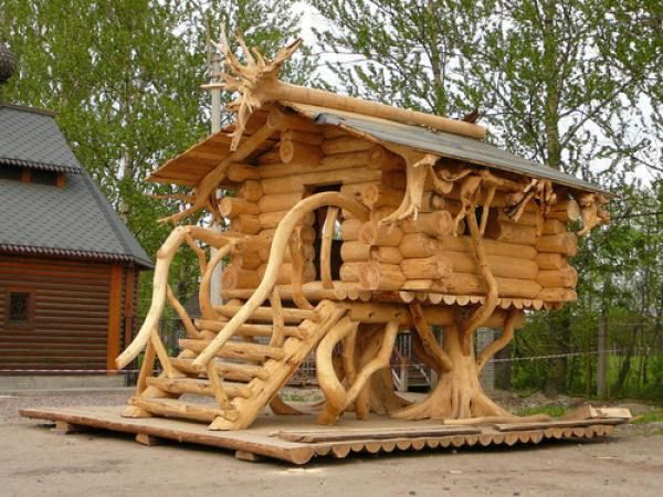Ukraina.Domy z bala,dachy trzcinowe,altany,wiaty,studnie,bramy.Produkcja,montaz pod klucz