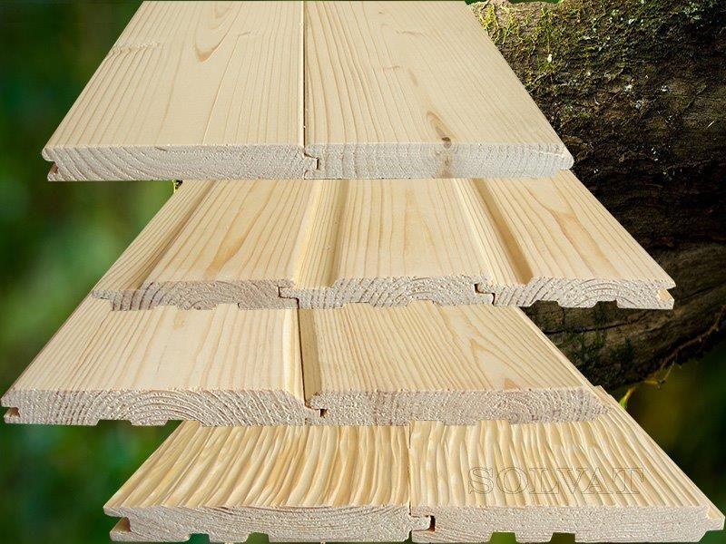 Drewno i wyroby drewniane z północnego drewna: tarcica, drewno strugane, deska elewacyjna i inne