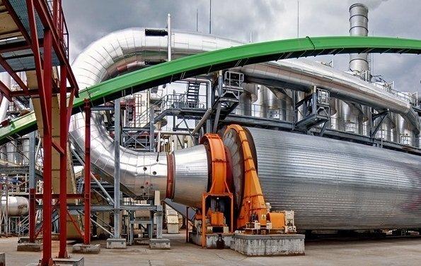 Fabryka płyt wiórowych w Wieruszowie