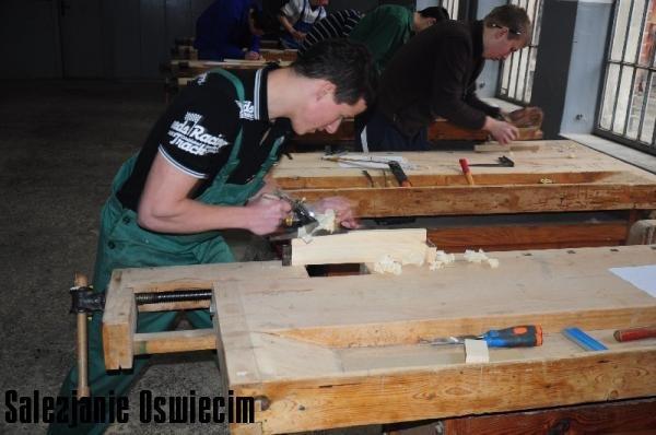 Konkurs Sprawny w zawodzie: Stolarz i Technik Technologii Drewna