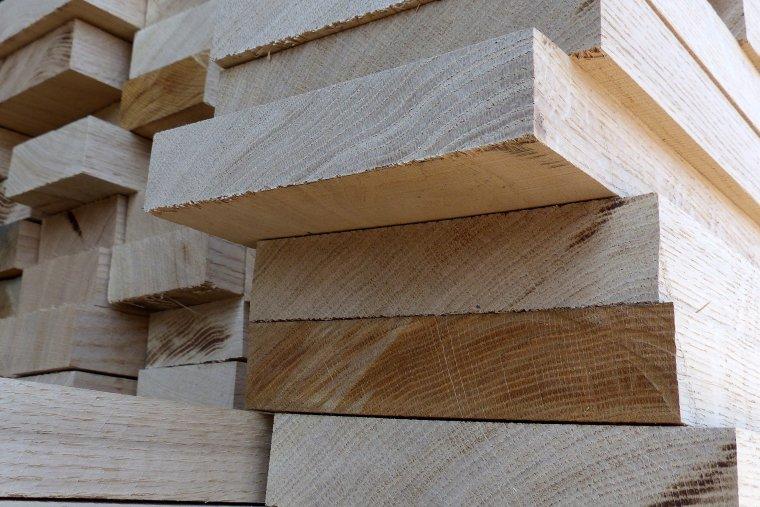 Z polskiego rynku ubędzie kilkaset tysięcy m3 drewna sprowadzanego z Ukrainy