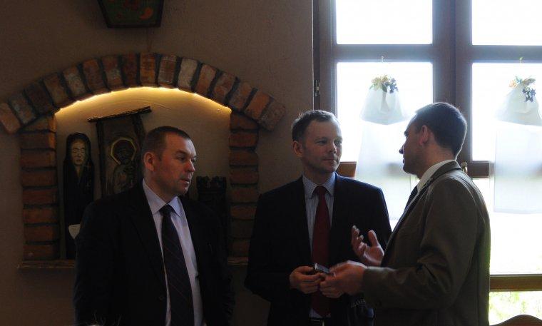 -Wiemy, że tego typu inicjatywy mają sens – podkreśla burmistrz Arkadiusz Glinieck