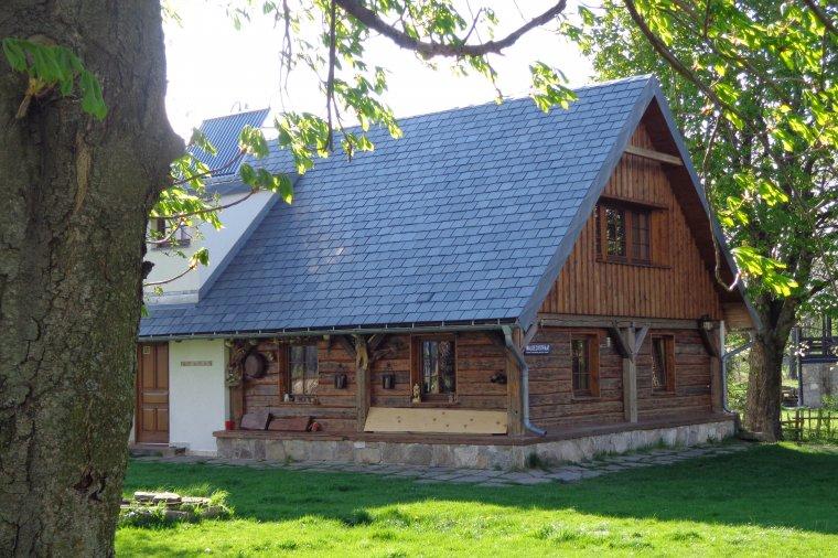 Dom przysłupowy w Antoniowie