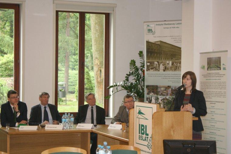 Współdziałanie. Lasy i gospodarka leśna jako międzysektorowe instrumenty rozwoju to temat siódmego spotkania w ramach dyskusji o NPL