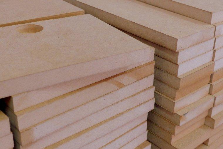 Forte rozważa inwestycję w produkcję płyt drewnopochodnych