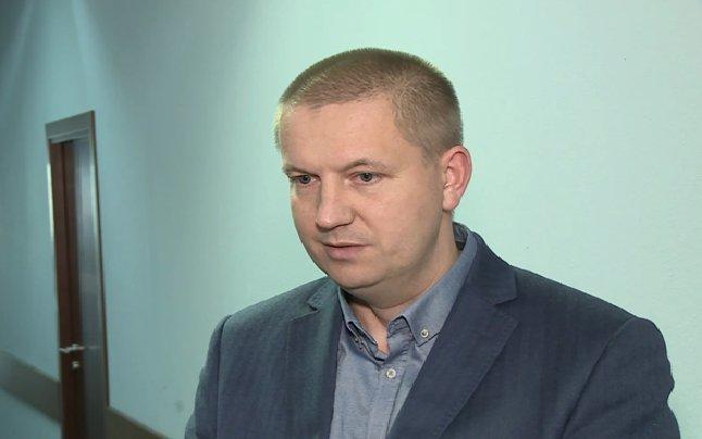 Zdzisław Kwidziński, szef działu R&D w firmie Porta KMI Poland