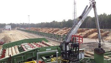 Rozbudowa zakładu w Murowie ma pozwolić docelowo przerabiać ok. 400 tys. m3 surowca rocznie