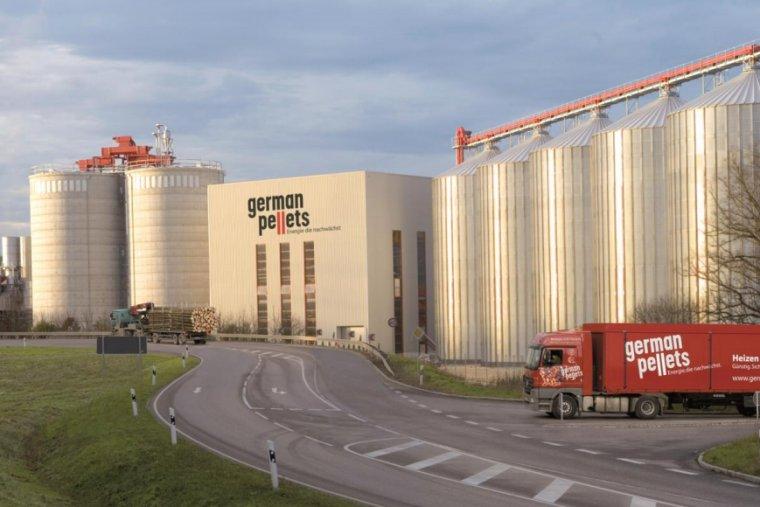 Największy niemiecki producent pelletu bankrutuje