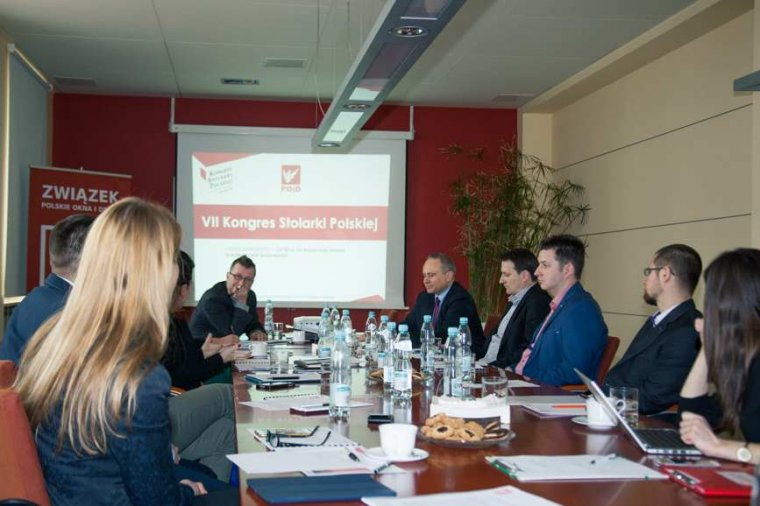 Spotkanie Rady Programowej VII Kongresu Stolarki Polskiej
