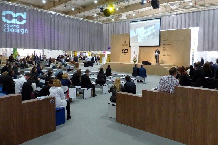Przestrzeń wykładów Arena Design