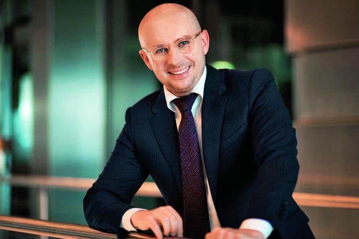 Daniel Mzyk, prezes zarządu Paged SA