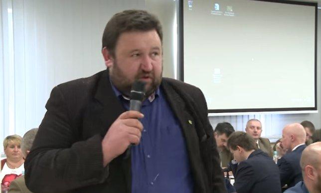 Mariusz Rakowski, prezydent Polskiej Izby Leśnej Gospodarczej