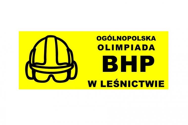 Ogólnopolska Olimpiada – Bezpieczeństwo i Higiena Pracy w Leśnictwie