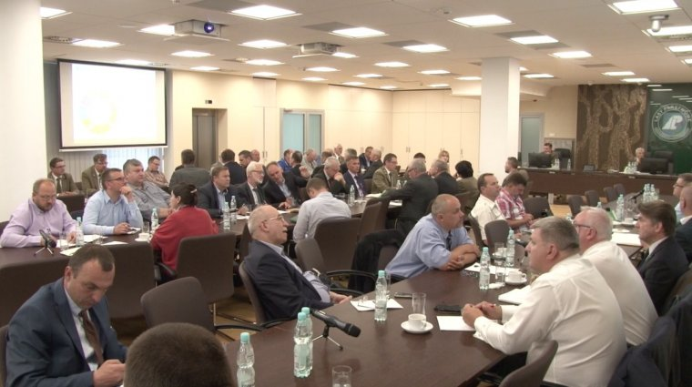 Inauguracyjne spotkanie Komisji Leśno-Drzewnej