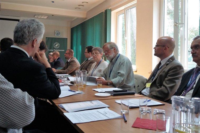 Konferencja: Znaczenie użytkowania lasu w gospodarce leśnej XXI wieku