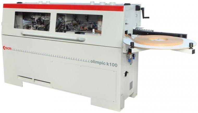Hit sprzedaży w Polsce Olimpic K100 - bogato wyposażona tania maszyna.