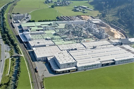 Egger - fabryka w St. Johann in Tirol