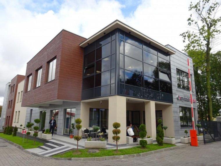 Centrum Przemysłu Meblowego w Lubawie nagrodzone zostało w plebiscycie Inwestycja Roku 2015 organizowanym przez Gazetę Olsztyńską