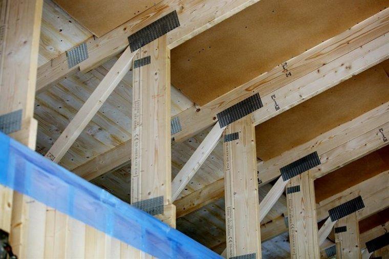 Głównym produktem eksportowanym przez Södra do Polski jest tarcica konstrukcyjna