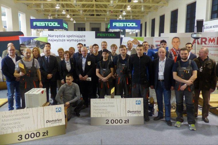 Międzynarodowe Mistrzostwa Polski Parkieciarzy