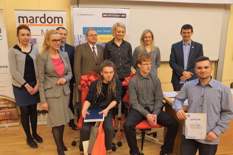 III Ogólnopolski Młodzieżowy Konkurs Wiedzy o Drewnie
