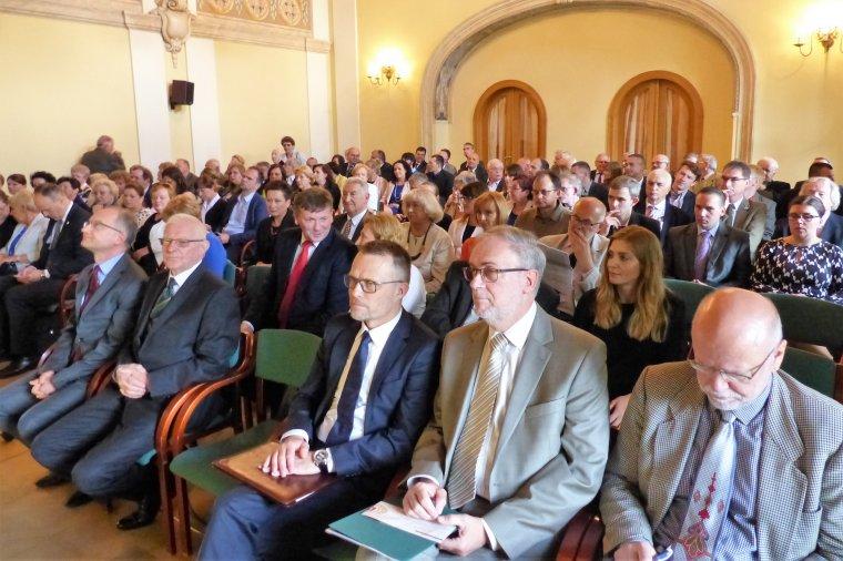 65-lat Instytutu Technologii Drewna w Poznaniu
