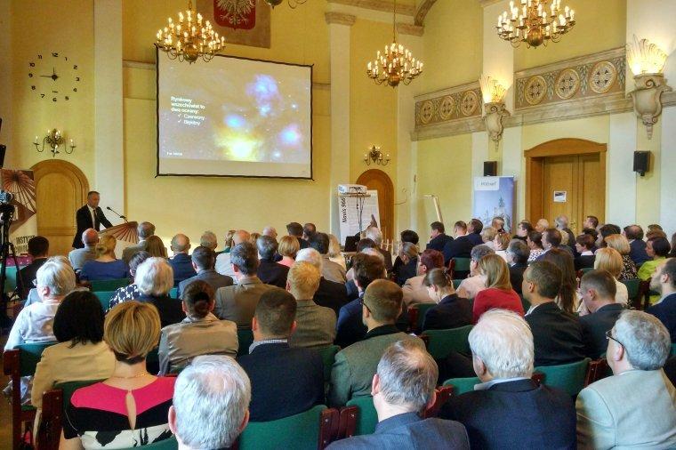 Seminarium naukowe: Drewno - Tradycyjnie nowoczesne