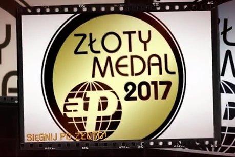 Złoty medal targów DREMA 2017