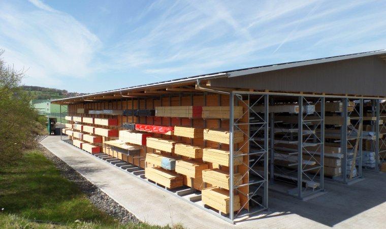 Rensch-Haus: Regały OHRA - z pewnością więcej miejsca