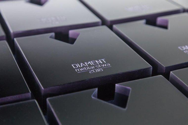 Wyjątkowy finał konkursu Diament Meblarstwa 2018