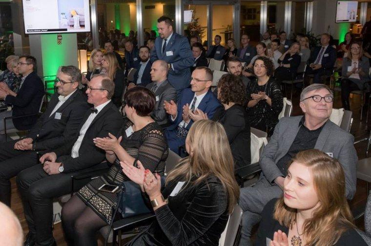 Gala konkursu Diament Meblarstwa 2018