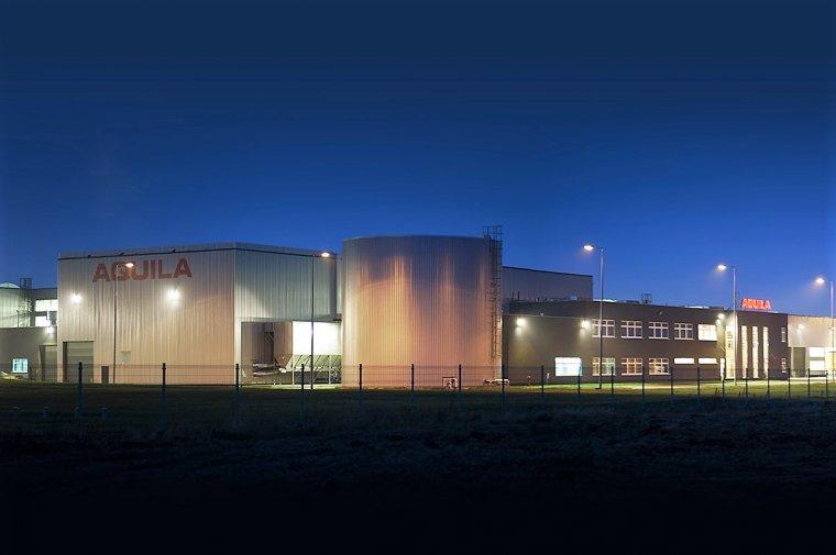 Aquila Radomsko rozbuduje zakład na terenie ŁSSE